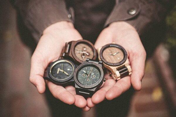 Orologi in Legno: consigli per scegliere l'orologio da polso in legno più adatto
